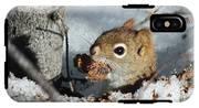 Squirrel 2 IPhone X Tough Case