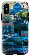 St. John's Harbor IPhone X Tough Case