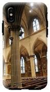 St Joseph Cathedral II IPhone X Tough Case