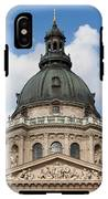 St. Stephen's Basilica Dome In Budapest IPhone X Tough Case