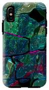 Stained Glass IPhone X Tough Case