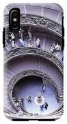 Stairway In Vatican Museum IPhone X Tough Case