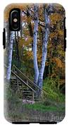 Stairway To Fall IPhone X Tough Case
