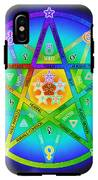 Star Sense Creation IPhone X Tough Case