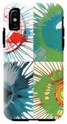 Starburst Splashes IPhone X Tough Case