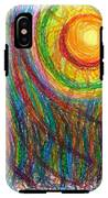 Starburst - The Nebular Dawning Of A New Myth And A New Age IPhone X Tough Case