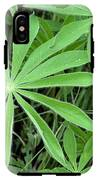 Starry Leaves IPhone X Tough Case