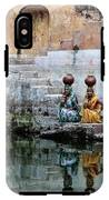 Stepwell Reflections IPhone X Tough Case