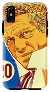 Steve Mcqueen Pop Art - 20 IPhone X Tough Case
