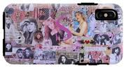 Stevie Nicks Art Collage IPhone X Tough Case