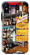 Stocked Bar At Jax IPhone X Tough Case