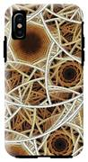 Straw Mosaic IPhone X / XS Tough Case