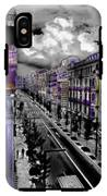 Streetwise In Spain IPhone X Tough Case