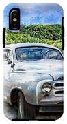 Studebaker Goes To The Beach IPhone X Tough Case