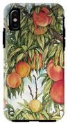 Summer Peaches IPhone X Tough Case