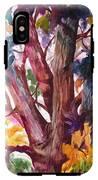 Summer Tree IPhone X Tough Case