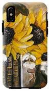 Sun Flowers IPhone X Tough Case