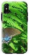 Sunbathing Butterfly IPhone X Tough Case