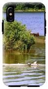 Sunbathing Turtles IPhone X Tough Case