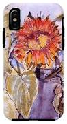 Sunflower 1 IPhone X Tough Case