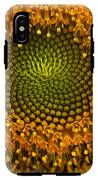 Sunflower An Bumble IPhone X Tough Case