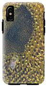 Sunflower Bees IPhone X Tough Case
