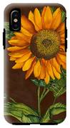 Sunflower IPhone X Tough Case