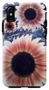 Sunflowers At Dusk IPhone X Tough Case