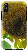 Sunflowers Bee Alaska IPhone X Tough Case