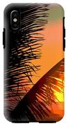 Sunlight - Ile De La Reunion - Reunion Island IPhone X Tough Case