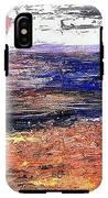 Sunset IPhone X Tough Case