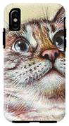 Surprised Kitty IPhone X Tough Case