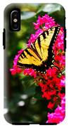 Swallowtail Beauty  IPhone X Tough Case