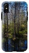 Swampland IPhone X Tough Case
