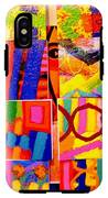 Painting Collage I IPhone X Tough Case