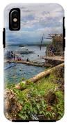 Take A Plunge IPhone X Tough Case