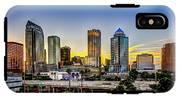 Tampa Skyline IPhone X Tough Case