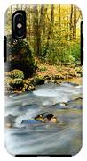 Tennessee Stream In Fall IPhone X Tough Case