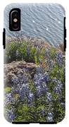 Texas Bluebonnets At Lake Travis IPhone X Tough Case