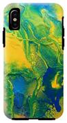 The Abstract Earth IPhone X Tough Case