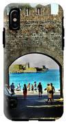 The Ancient City Of Rhodes IPhone X Tough Case