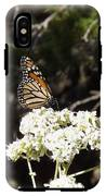 The Big Monarch IPhone X Tough Case
