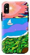 The Bliss Resort IPhone X Tough Case