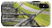 The Bloody Lane At Antietam IPhone X Tough Case