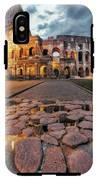 The Colosseum IPhone X Tough Case
