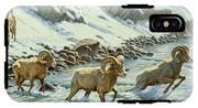 The Crossing - Bighorn IPhone X Tough Case