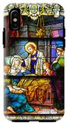 The Death Of St Monica St Augustine IPhone X Tough Case