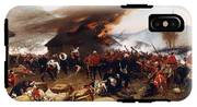 The Defence Of Rorke's Drift 1879 IPhone X Tough Case