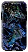 The Dragon Behind The Mask  IPhone X Tough Case
