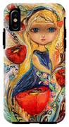 The Fairies Of Zodiac Series - Virgo IPhone X Tough Case